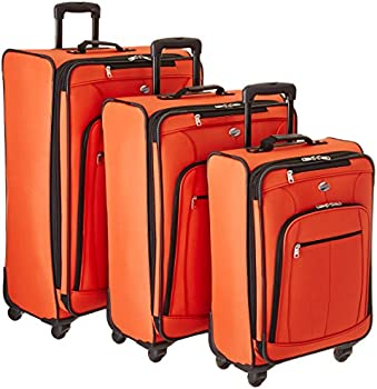 American Tourister 3 Piece Spinner Luggage Set + $28.74 Rakuten.com Credit
