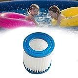 Replacement Filter Cartridge, 300 Gallon Filter Cartridge Above Ground Swimming Pool Circulating Filter for Pool Filter Pump