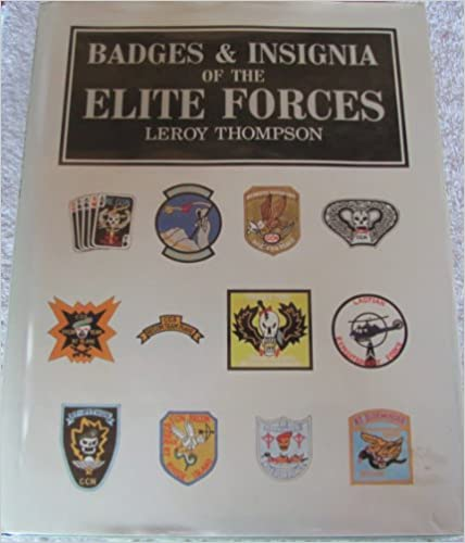 Book Badges and Insignia of the Elite Forces