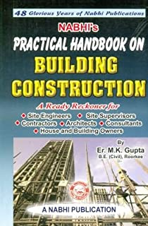 Amazon buy estimating costing and valuation book online at low practical handbook on building construction fandeluxe Image collections