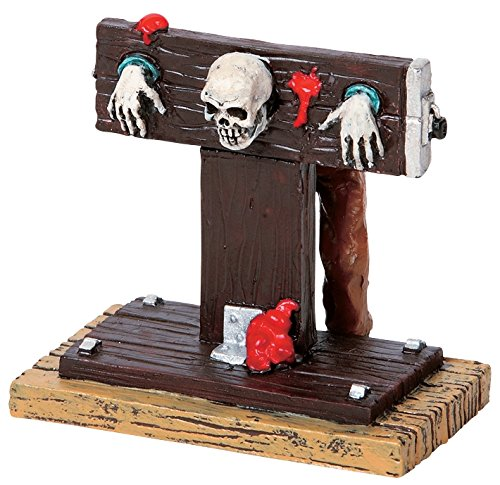 Lemax 2009 Spooky Town In the Stocks Halloween Village Figurine 92611 ()