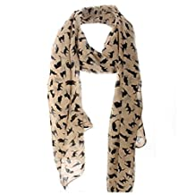 New fashion with lovely cat scarf XF23 FROM SH(TM)