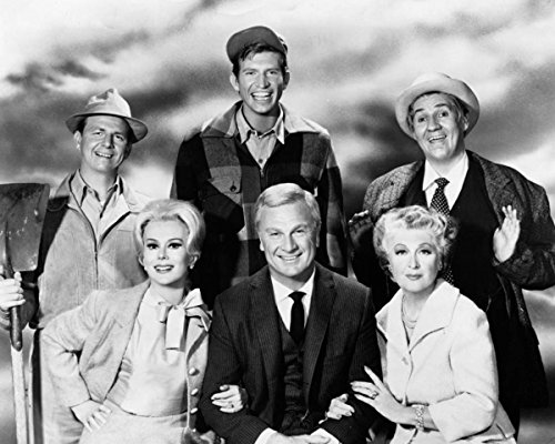 Green Acres Cast / Eva Gabor 8 x 10 GLOSSY Photo - Green Acres Pictures