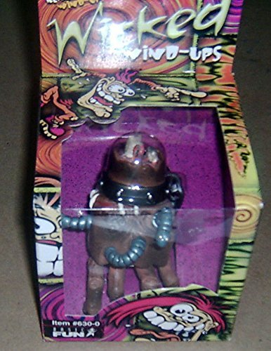 Wicked Wind Up Crawling Severed Hand - Vintage Gross Toy
