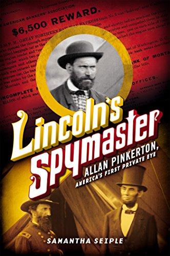 Image result for lincoln's spymaster