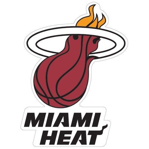 - WinCraft NBA Miami Heat Premium Acrylic Carded Magnet