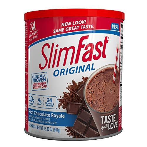 SlimFast Original Rich Chocolate