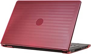 """mCover Pink Hard Shell Case ONLY for 15.6"""" Dell Inspiron 15 3000 Series (3552/3558 / 3559/3560 / 5558/5559 ONLY) Laptop"""