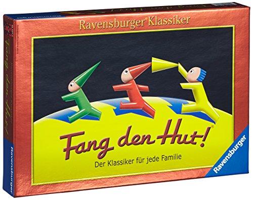 Ravensburger - 26360 - Jeux de Soci?t? Allemand - Fang den Hut! (Import Allemagne)