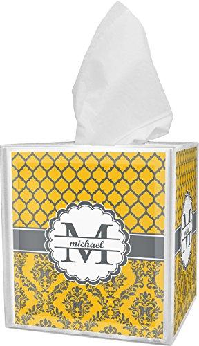 Garden Tissue Box Cover - 8