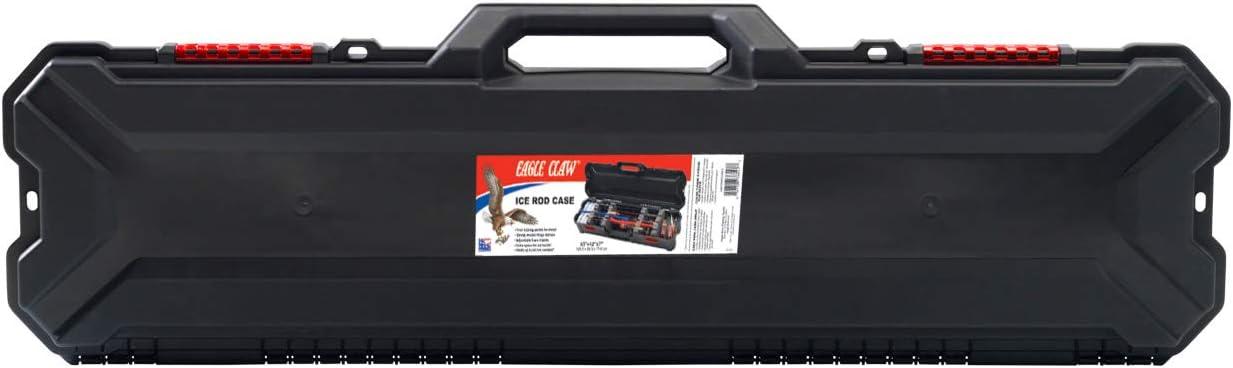 Eagle Claw Ice RodAccessory Case Ice Fishing Rod & Reel