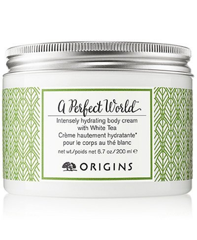 Origins A Perfect World Intensely Hydrating Body Cream with White Tea, 7 oz by Origins by Origins