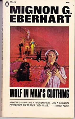 book cover of Wolf in Man\'s Clothing