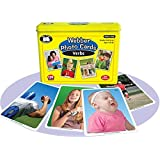 Webber Verbs Photo Flash Cards 2nd Edition - Super Duper Educational Learning Toy for Kids