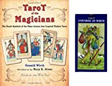 download ebook oswald wirth set: tarot of the magicians & universal with tarot book & deck bundle pdf epub