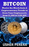 img - for BitCoin: Master the Blockchain & Cryptocurrency Trends to Grow Cryptoassets from $1,000 into $100,000 (V. 1.2) book / textbook / text book