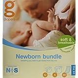 gDiapers Newborn Bundle, Newborn