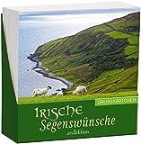Irische Segenswünsche: Grußkärtchen