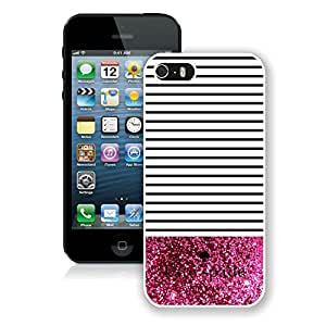 Recommend Custom Design iPhone 5S Case Kate Spade New York Personalized Customized Phone Case For iPhone 5S Case 114 White