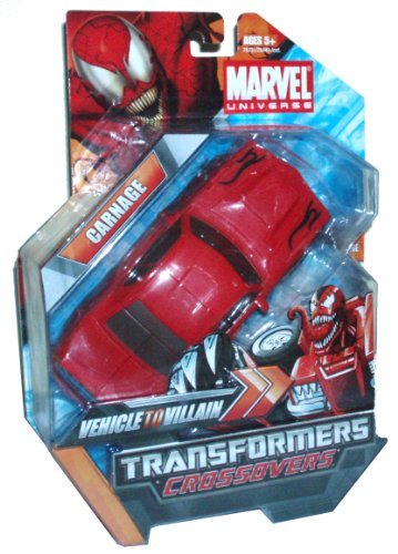 Marvel Transformers Crossovers - Carnage