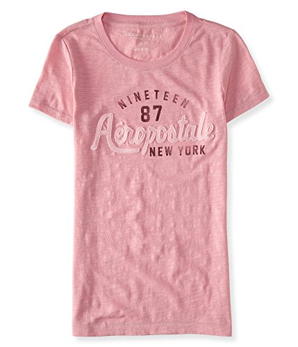 aeropostale-womens-nineteen-87-logo-graphic-t-shirt-m-orchid-pink