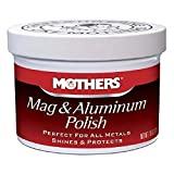Mothers 05101-12 Mag & Aluminum Polish - 10 oz., (Pack of 12)