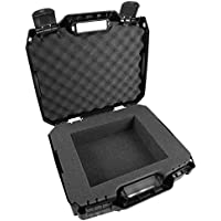 CASEMATIX Projector Case Made For Epson Pro EX9220, EX9210, EX9200, EX7260, EX7240, EX3260, and EX3240 WUXGA, WXGA, SVGA Conference Projectors - Pre Cut Impact Absorbing Foam Compartment
