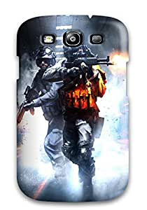 Top Quality Protection Battlefield 3 Co Op Multiplayer Case Cover For Galaxy S3
