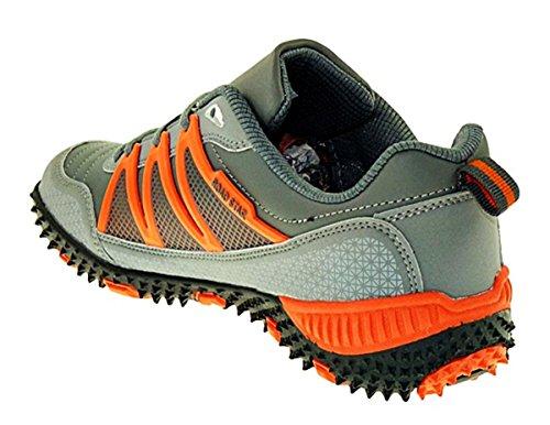 Bootsland Art 428 Trekking Outdoor Schuhe Schnürer Boots Neu Herren