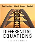 Differential Equations 9780534385149