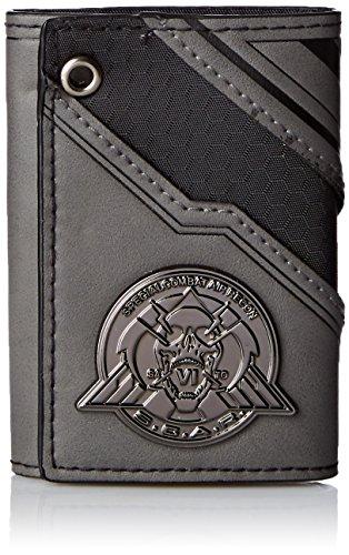 Bioworld Men's Call of Duty Infinite Warfare Chain Wallet, Gray, One Size from Bioworld
