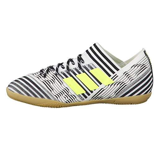 adidas Nemeziz Tango 17.3 In J - Zapatillas de fútbol Niños Multicolor (Ftwr White/solar Yellow/core Black)