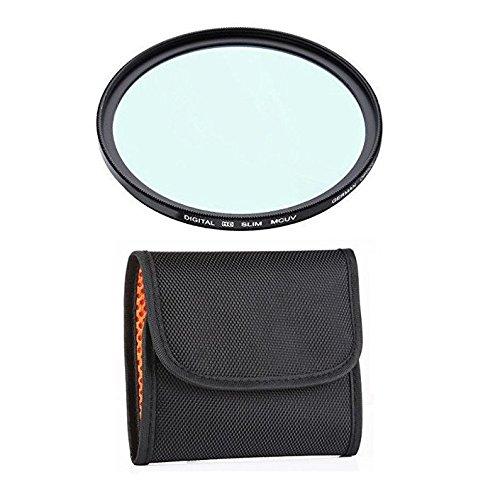 95mm Multi Coated UV Filter Ultra Violet German Glass - For Nikkor 200-500mm, Sigma 150-600mm, 50-500mm, Tamron SP 150-600mm, 650-1300mm, 500mm F/6.3 Mirror T-Mount Lens by HDStars