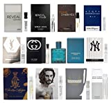 12-Mens-Cologne-Samples-Vials-Miniature-Set-Tom-Ford-Yves-Saint-Laurent