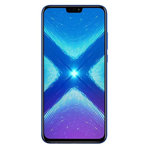 chollos oferta descuentos barato Honor 8X 16 5 cm 6 5 4 GB 128 GB SIM doble 4G Azul 3750 mAh Smartphone 16 5 cm 6 5 4 GB 128 GB 20 MP Android 8 1 Azul