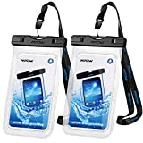 Universal IPX8 Waterproof Phone Pouch Underwater Protective Dry Bag