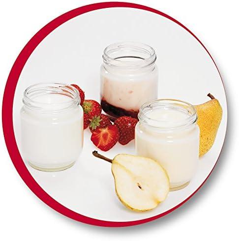 Yogurt natural con frutas