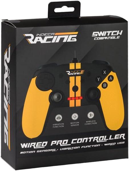 Indeca - Mando Wired Switch Racing (Nintendo Switch): Amazon.es ...