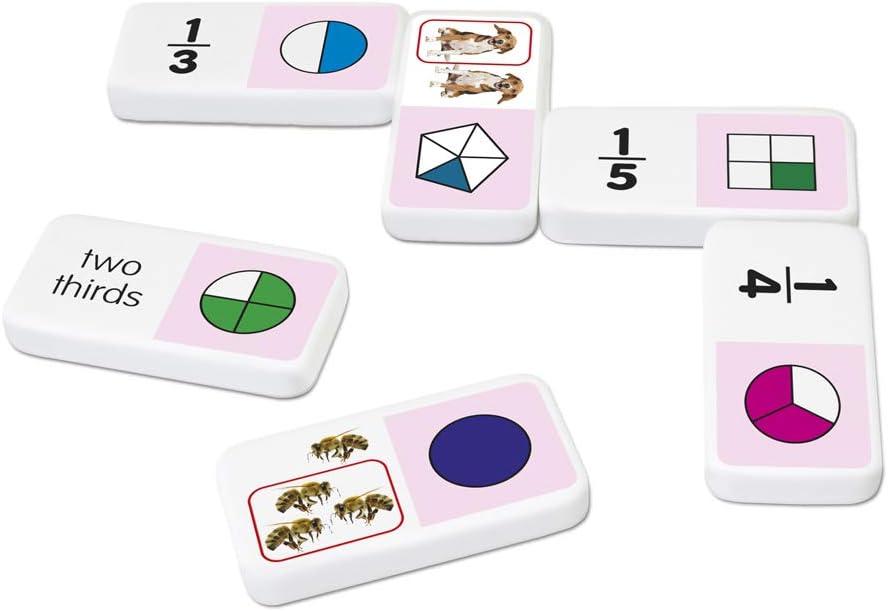 Junior Learning JL485 Educational Dominoes