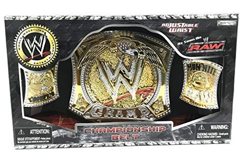 John Cena WWE Kids Championship Spinner Belt As Seen on Raw -