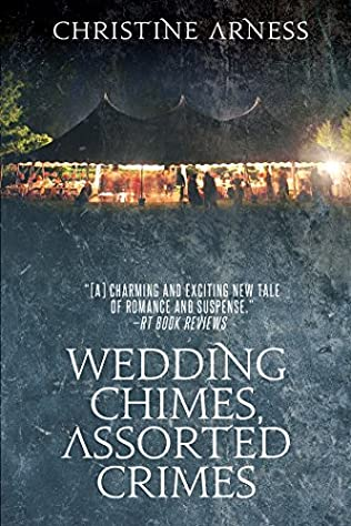 book cover of Wedding Chimes, Assorted Crimes