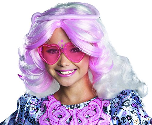 Monster High Band Dress Up (Rubies Monster High Frights Camera Action Vamperine Gorgon Wig, Child)