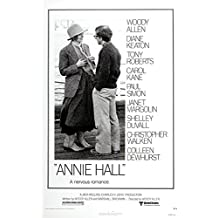 """Annie Hall (Woody Allen) - (24"""" X 36"""") Movie Poster"""