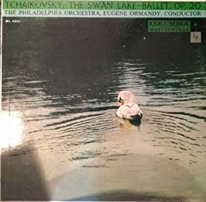 """Tchaikovsky: Suite From """"Swan Lake"""" (ML5201)"""