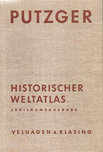 Putzgers Historischer Weltatlas, Jubiläumsasusgabe
