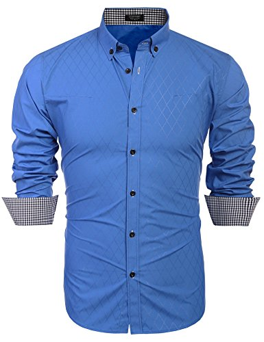 Coofandy Business Stylish Sleeve Casual product image