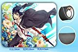 UUC Ao no Exorcist Anime Game Gaming Mouse pad Mousepad - 7.8 inch x 9.5 inch x 5mm YH0740