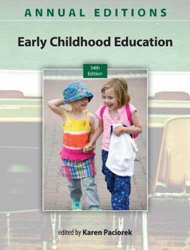 Annual Editions: Early Childhood Education 13/14