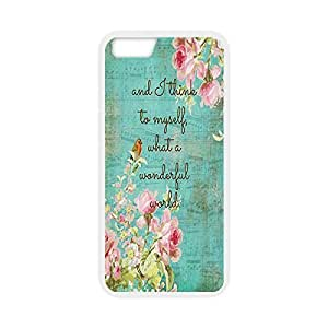 Custom Personalized Vital Design Soft TPU Case Back Cover Case Bible Verse for iphone 6 Plus 5.5