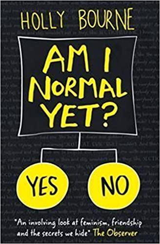 Image result for am i normal yet cover